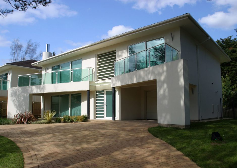Reforma exterior casa unifamiliar