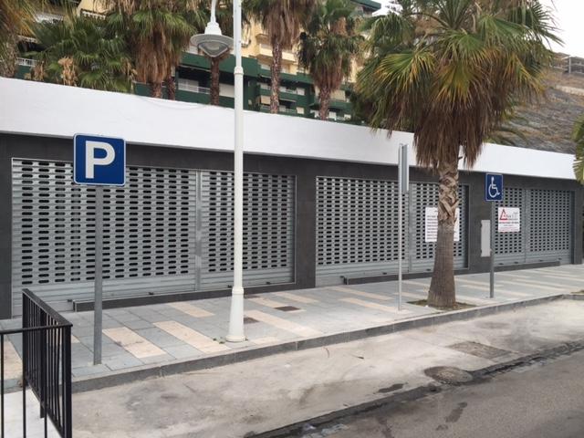Reforma  locales en Almuñécar (Granada)