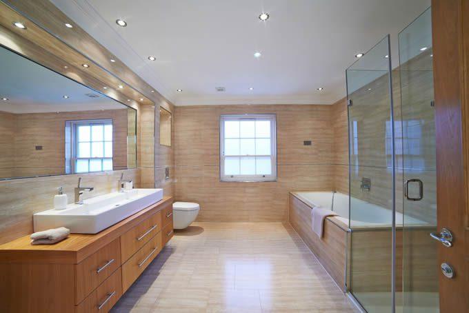 reformas de cuartos de ba o. Black Bedroom Furniture Sets. Home Design Ideas
